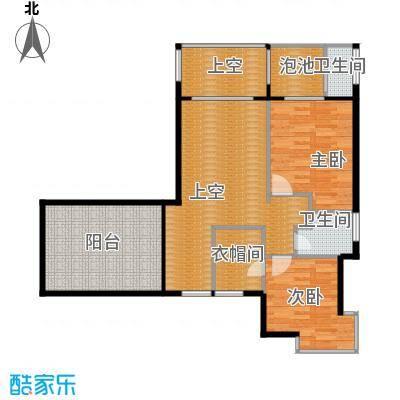 凤凰水城御河湾150.00㎡TG-2a17F户型10室