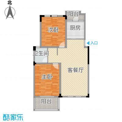 中豪天禄91.00㎡甲-1a户型10室