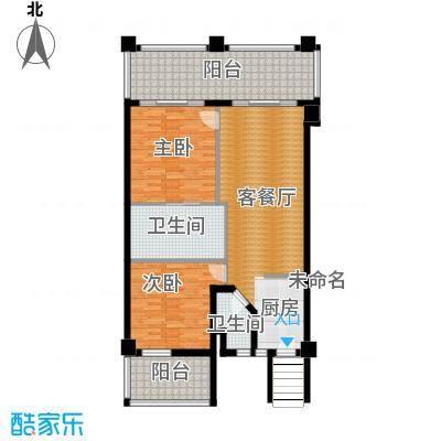 国光滨海花园111.69㎡户型10室