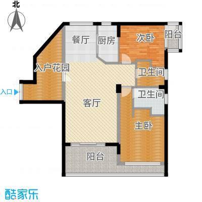 蓝海雅居117.00㎡户型10室