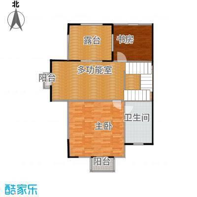 柏悦澜庭76.00㎡别墅G2三层户型10室