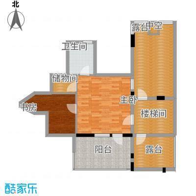 阳光尚城四期D1跃层一室一卫面积53-183平米X
