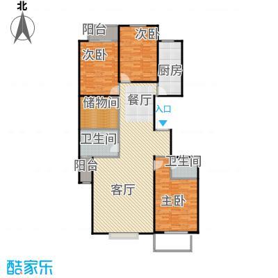 居美颐园169.49㎡28-17&nbsp&nbspG2户型3室1厅2卫1厨