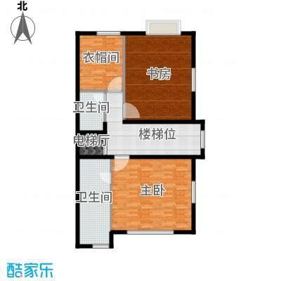 壹号官邸118.25㎡户型10室
