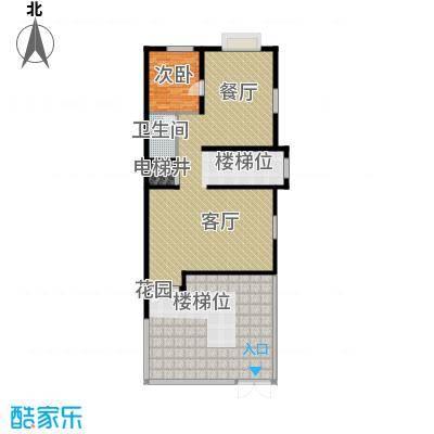 壹号官邸172.36㎡户型10室