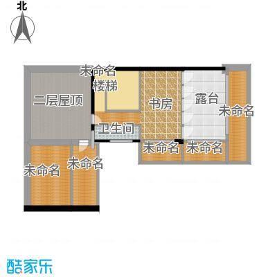 莫干山观云庄园467.00㎡F2三层户型10室