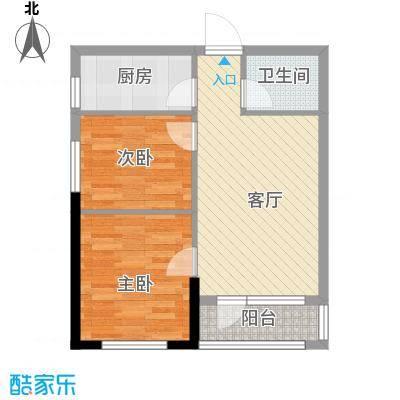 纳帕名门69.41㎡户型10室