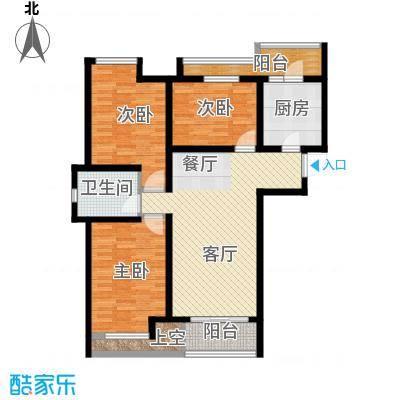 亿丰南奥国际118.00㎡户型10室