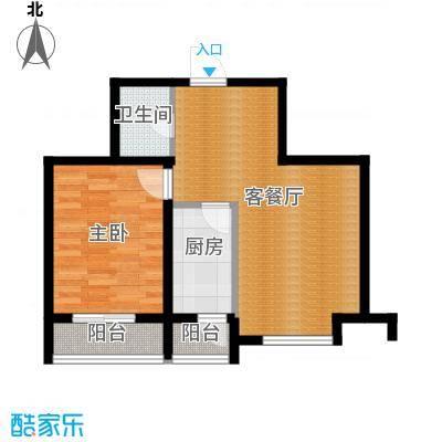 亿丰南奥国际63.90㎡户型10室