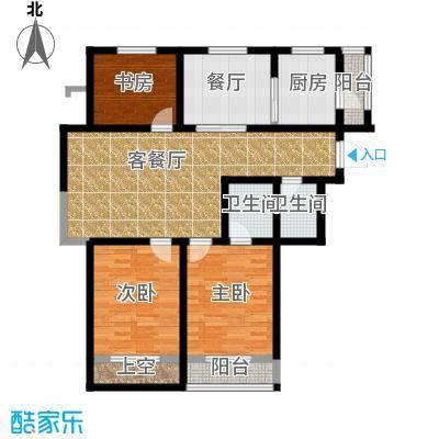 亿丰南奥国际123.00㎡户型10室