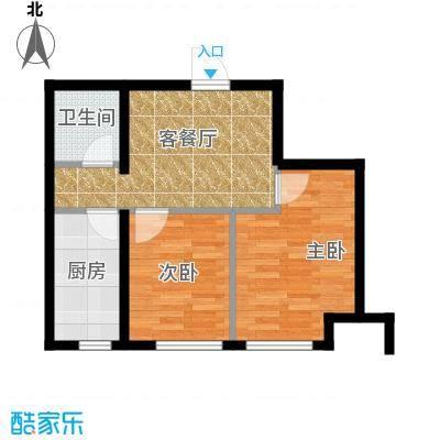 亿丰南奥国际64.20㎡户型10室