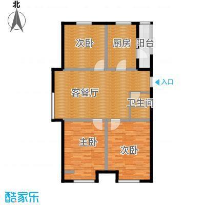 亿丰南奥国际110.00㎡户型10室