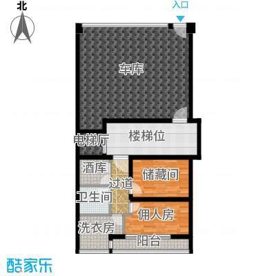 壹号官邸113.49㎡户型10室