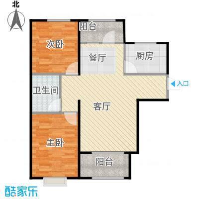 4号线孔雀大卫城90.00㎡2-4--&nbsp&nbspF1已售完(16/35户型2室1厅1卫1厨