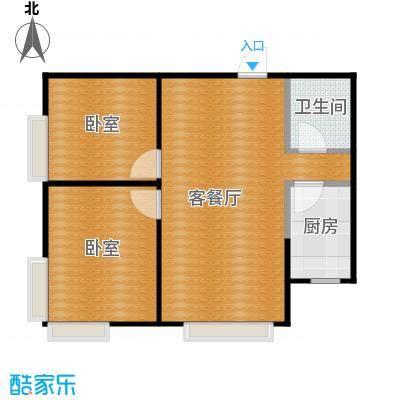 金沙枫景尚城72.24㎡户型10室