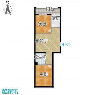 书香人家81.05㎡最新户型10室