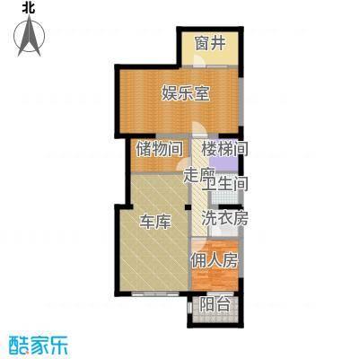 牛驼温泉孔雀城245.00㎡臻泉联院地下一层户型10室