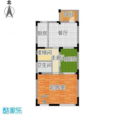 牛驼温泉孔雀城221.00㎡臻泉联院地上首层户型10室