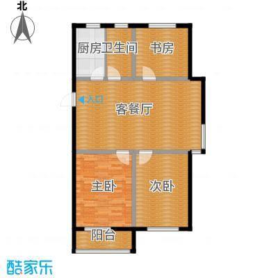 亿丰南奥国际104.00㎡户型10室
