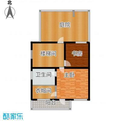 牛驼温泉孔雀城132.60㎡�泉独院三层户型10室