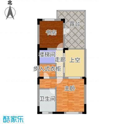 牛驼温泉孔雀城221.00㎡臻泉联院地上三层户型10室
