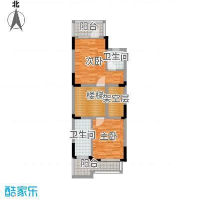 牛驼温泉孔雀城250.00㎡御泉联院地上二层户型10室