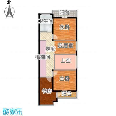 观澜墅238.00㎡水岸香榭二层户型10室