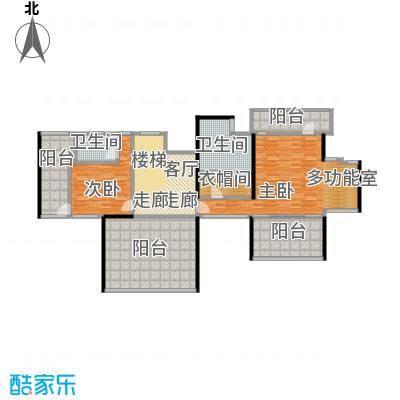 优山美地独体别墅-3户型2室2卫
