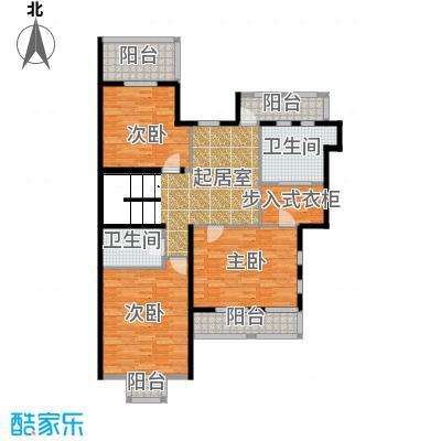 力旺弗朗明歌123.87㎡-地上二层户型10室