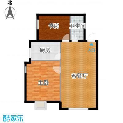 万科潭溪别墅105.00㎡E户型10室