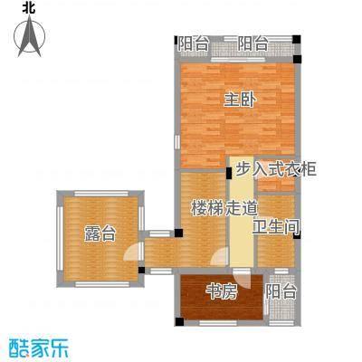 新世纪颐龙湾78.88㎡户型10室