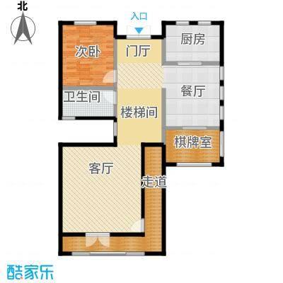 新世纪颐龙湾111.23㎡户型10室