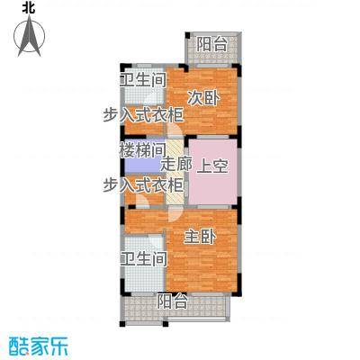 牛驼温泉孔雀城221.00㎡臻泉联院地上二层户型10室