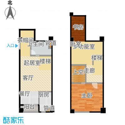 立方寓64.00㎡立方寓户型图C-a户型(2/7张)户型10室