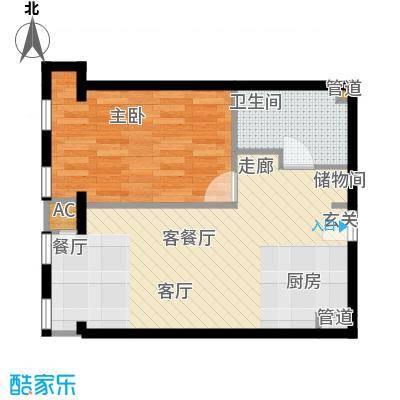 云鼎云鼎户型图(4/8张)户型10室
