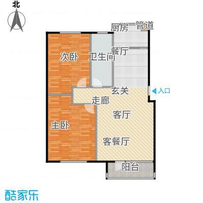 汇益华庭98.30㎡汇益华庭户型图(6/6张)户型10室