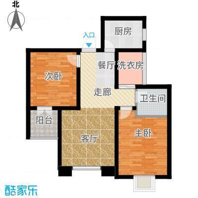 大华曲江公园世家73.51㎡在售房源户型10室