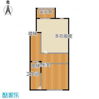 大朗碧桂园131.44㎡N56一层平面图户型10室