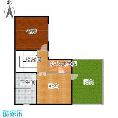 曲江公馆和园73.83㎡L-A三层户型10室