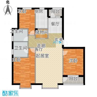 嘉恒国际嘉恒国际户型图(9/22张)户型10室
