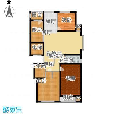 盛和观邸盛和观邸户型图三室两厅两卫一厨156.73平米(1/7张)户型10室