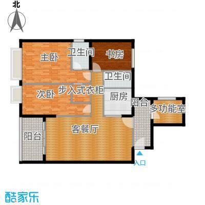 长堤1号131.00㎡131栋03户型10室
