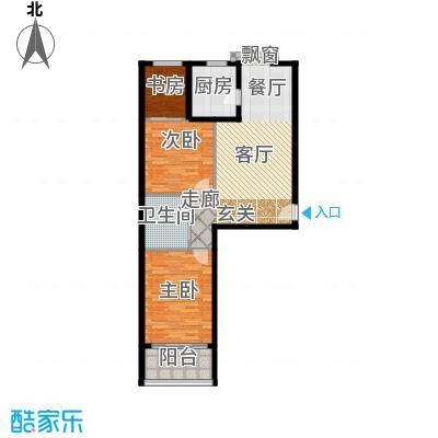 世源佳境世源佳境户型图(6/6张)户型10室