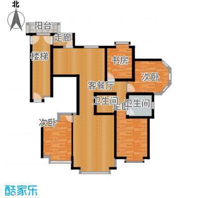 荣斌公园壹号175.50㎡C户型4室2厅2卫
