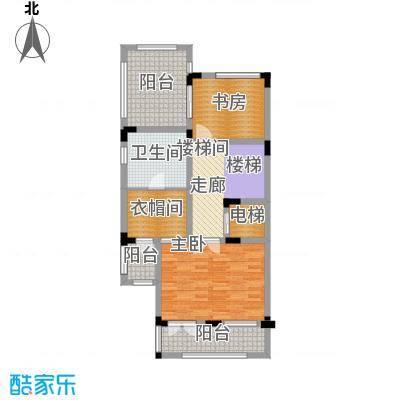 熙园山院243.00㎡S7型别墅4层户型5室3厅4卫