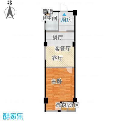 立方寓立方寓户型图u50㎡(23/28张)户型10室