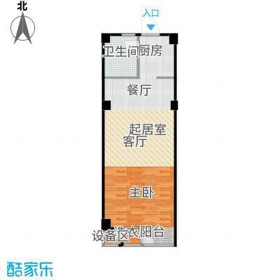 立方寓立方寓户型图t50㎡(22/28张)户型10室