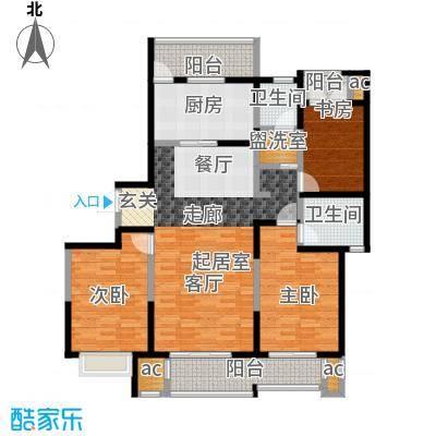 和风雅致140.00㎡和风雅致户型图(1/10张)户型3室2厅2卫