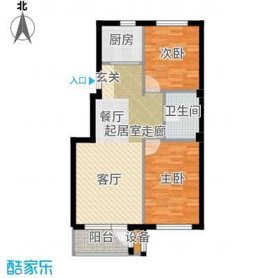 嘉恒国际嘉恒国际户型图(2/22张)户型10室