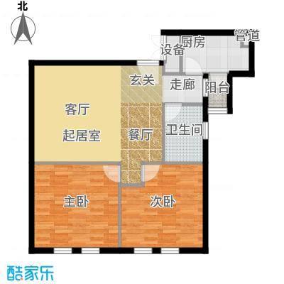 富丁国际富丁国际户型图A3户型(7/8张)户型10室
